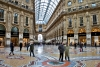 Things to see in Milan: Galleria Vittorio Emanuele